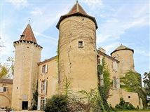 Restored castle from the 13th to the 18th century luxury real estate