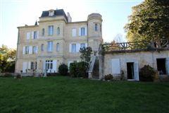 Luxury homes in elegant manor house