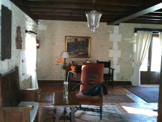 Luxury properties Chalais Chateau