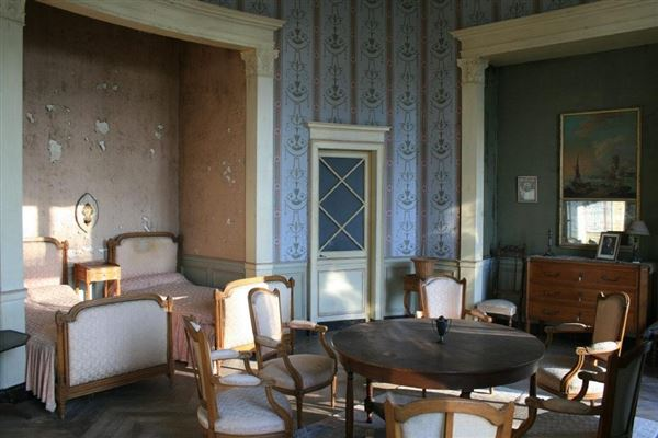 spectacular 18th century château luxury real estate