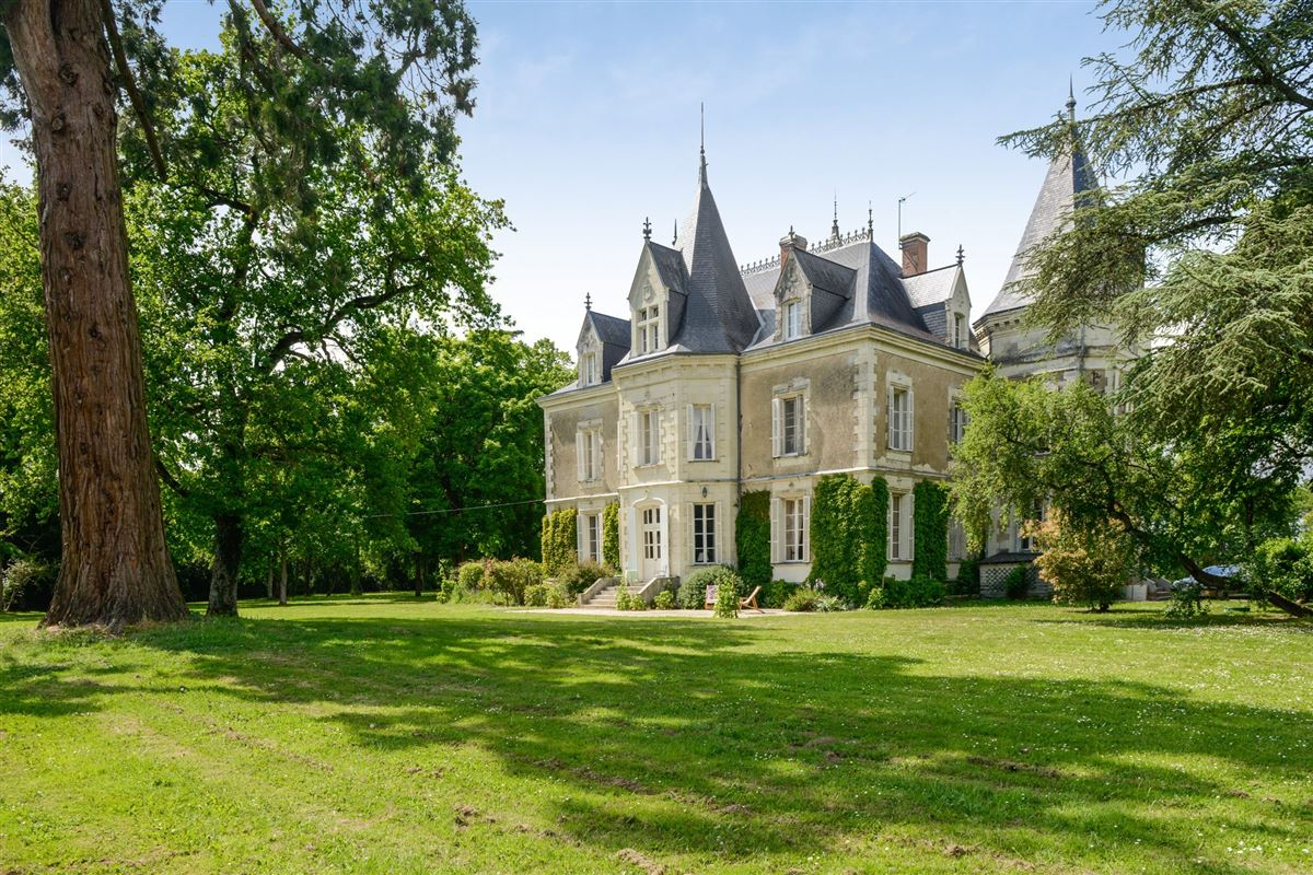 Mansions in romantic property with magnificent reception rooms