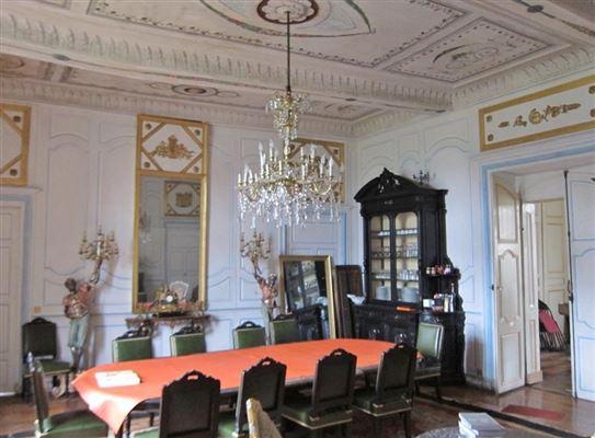 Renaissance-style castle luxury real estate