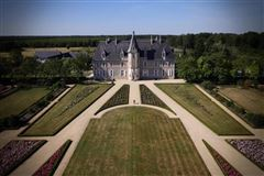 Mansions renovated and furnished château