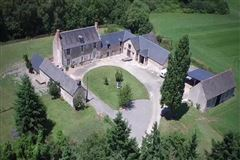 Luxury homes in renovated and furnished château