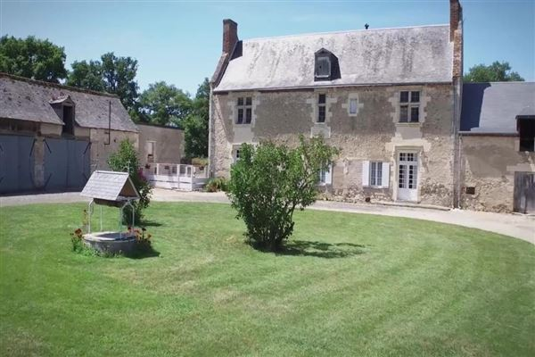 renovated and furnished château luxury properties