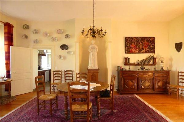 Luxury homes in elegant house