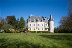 Mansions this beautiful castle has an indoor pool