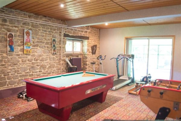 this beautiful castle has an indoor pool luxury real estate