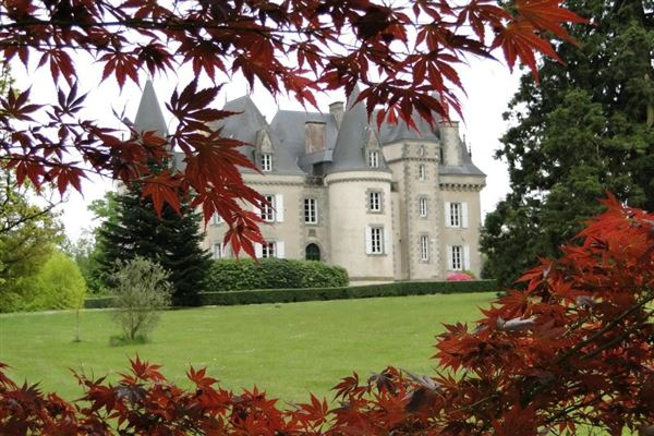 Luxury properties this beautiful castle has an indoor pool