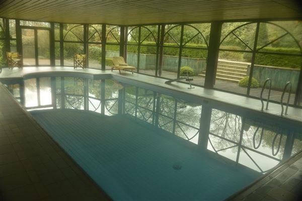 this beautiful castle has an indoor pool luxury properties
