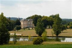 totally renovated chateau In the heart of the Lot-et-Garonne mansions