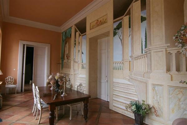 Luxury homes totally renovated chateau In the heart of the Lot-et-Garonne
