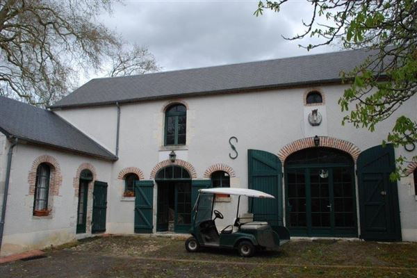 Luxury properties lovely chateau includes a heated pool