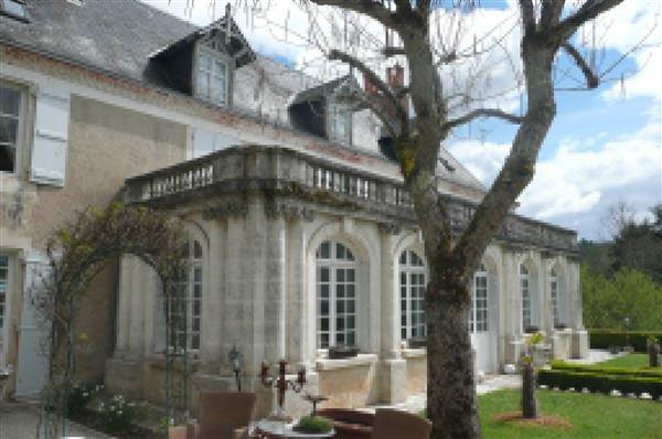 19 th century castle completely restored luxury properties