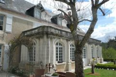 Luxury homes in 19 th century castle completely restored