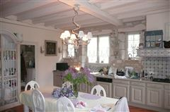 Mansions in 19 th century castle completely restored