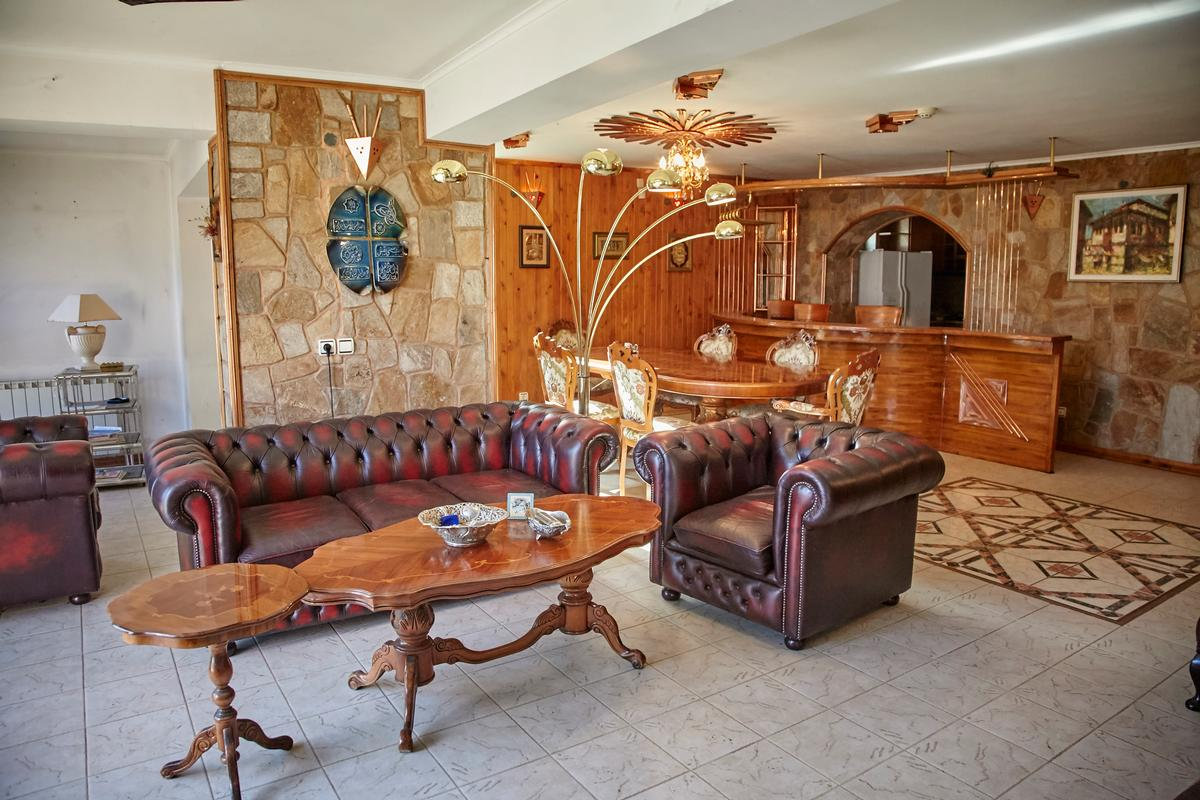 Luxury homes in Exclusive mansion in Bansko ski resort