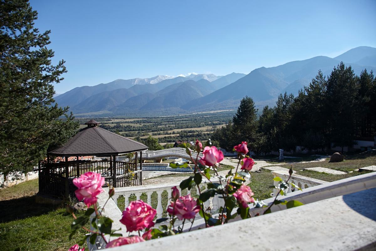 Luxury real estate Exclusive mansion in Bansko ski resort
