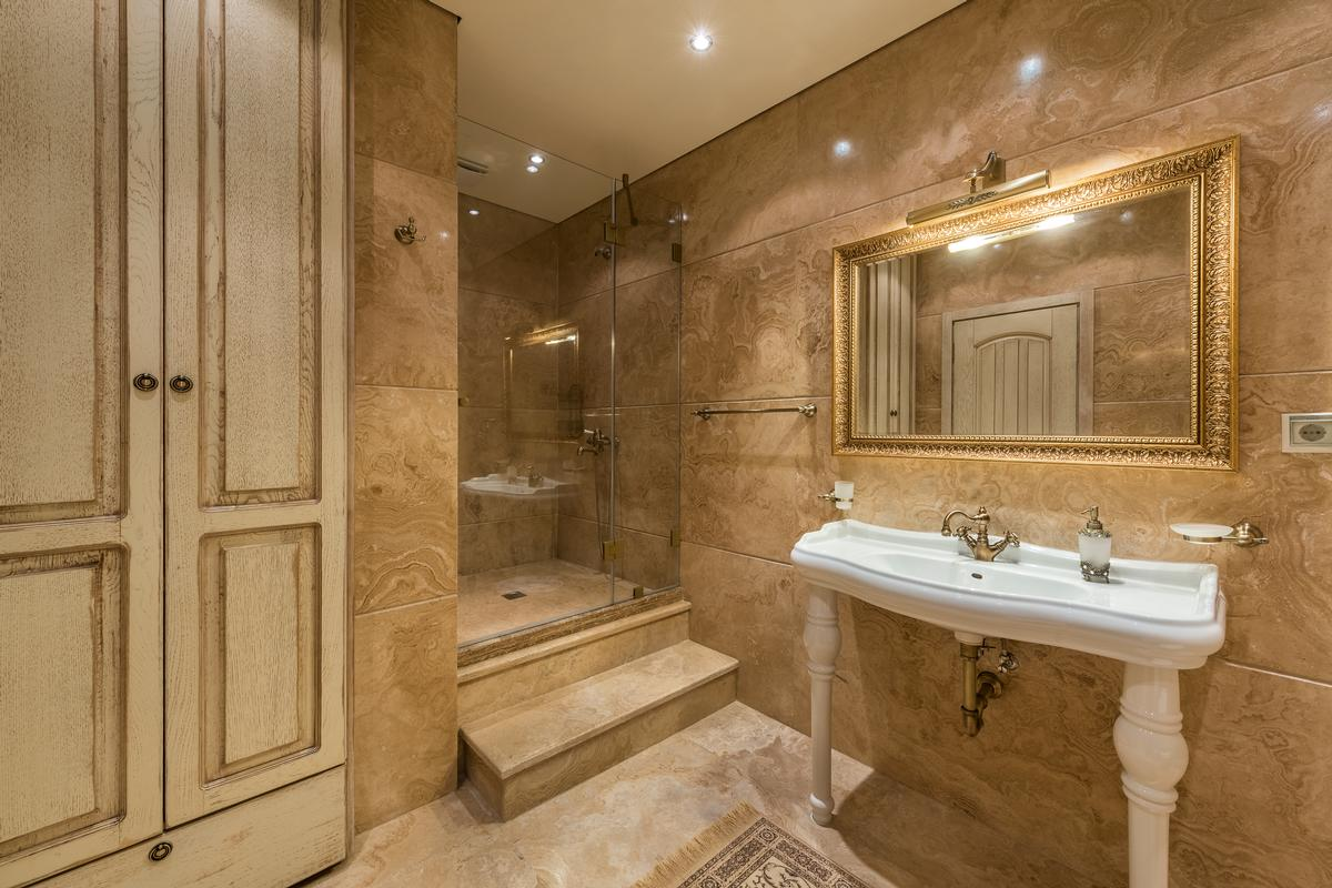 Luxury real estate Stylish house near Sunny beach