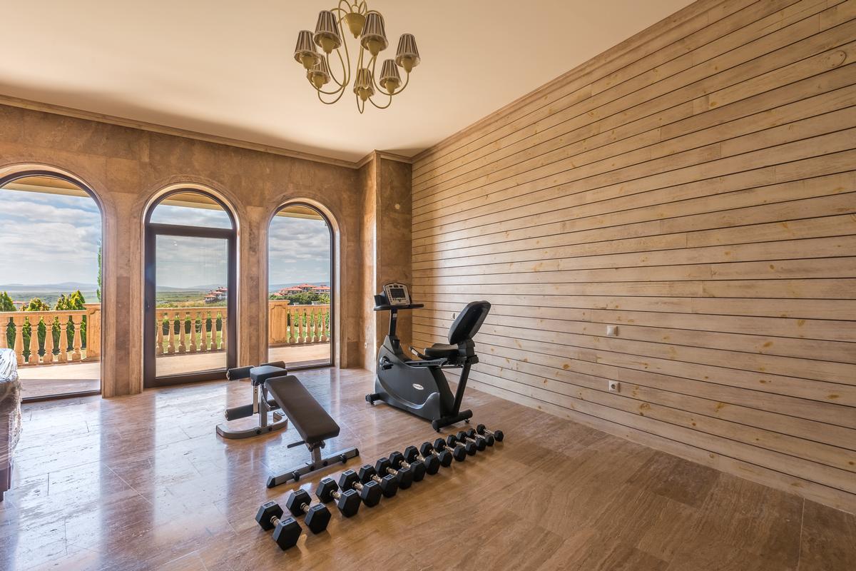 Stylish house near Sunny beach luxury real estate