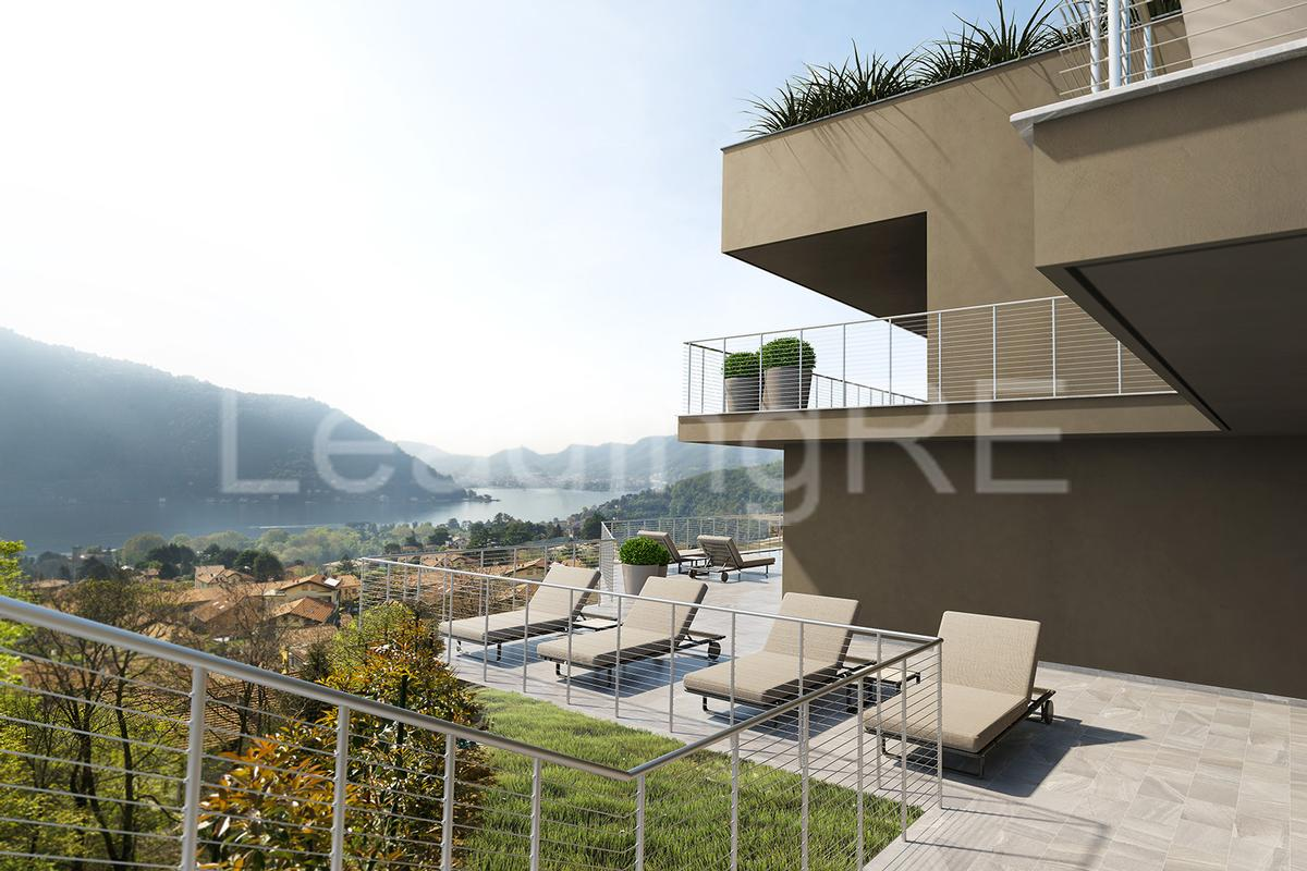 Modern Villas Cernobbio luxury real estate