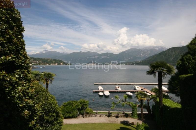 Luxury homes Historical Lakefront Palace on lake Como