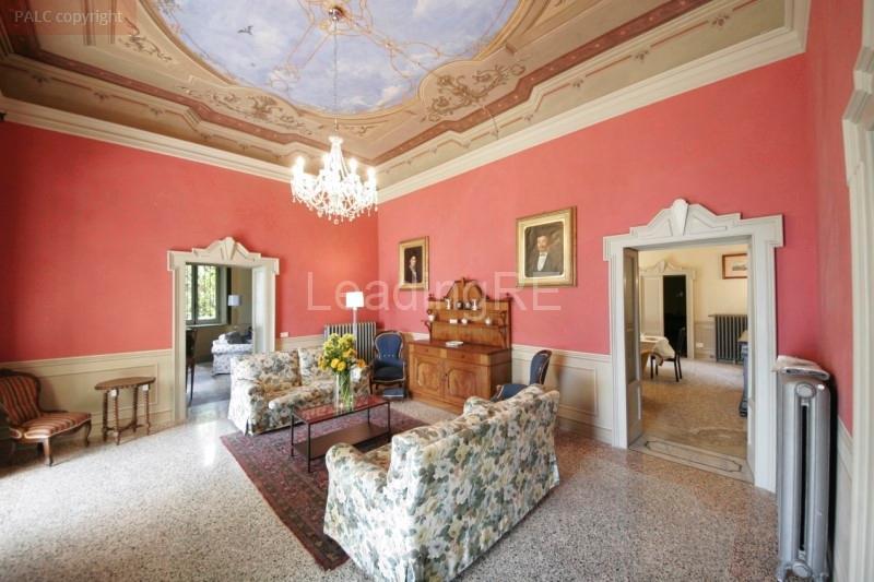 Luxury real estate Historical Lakefront Palace on lake Como