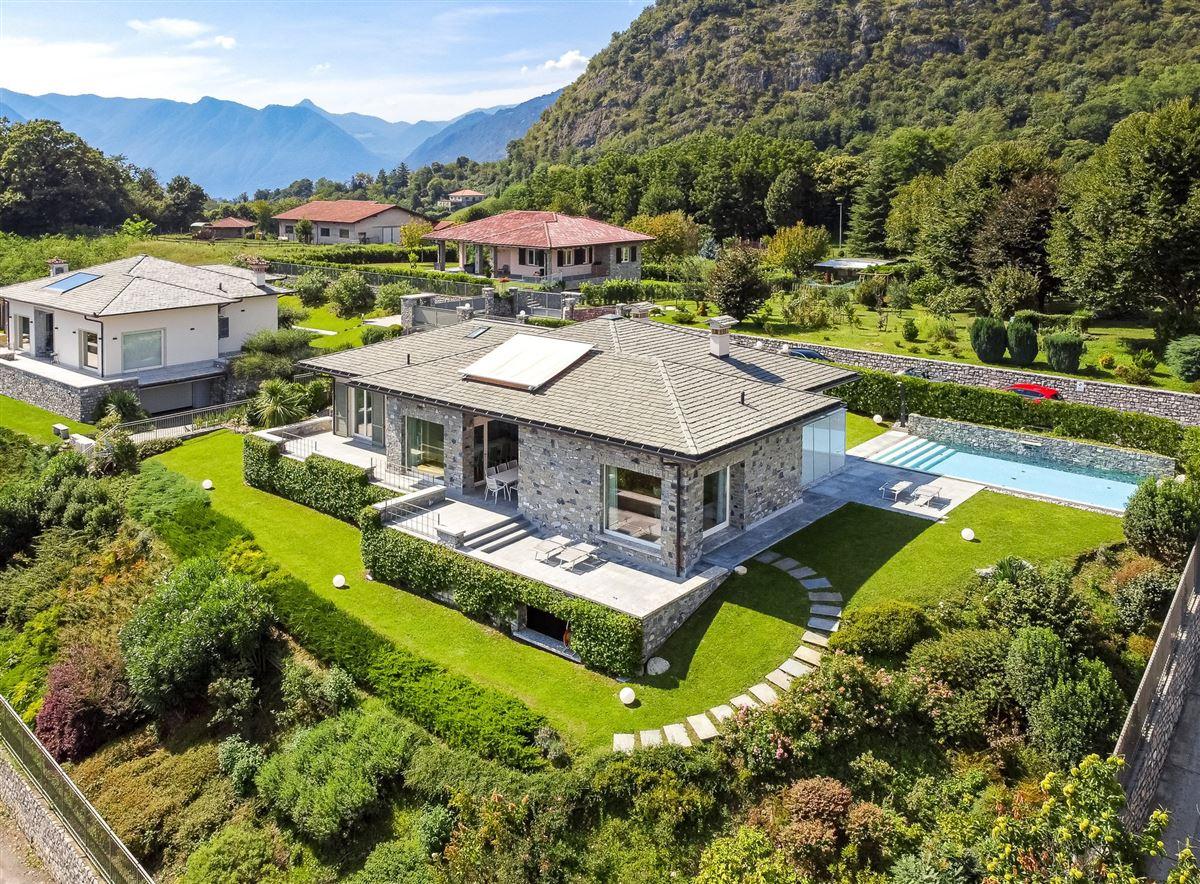 Luxury homes impeccable property in the Tremezzina
