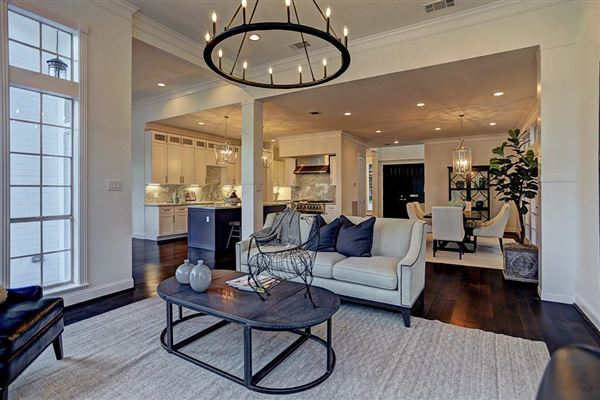 remodeled home that rivals new construction luxury real estate