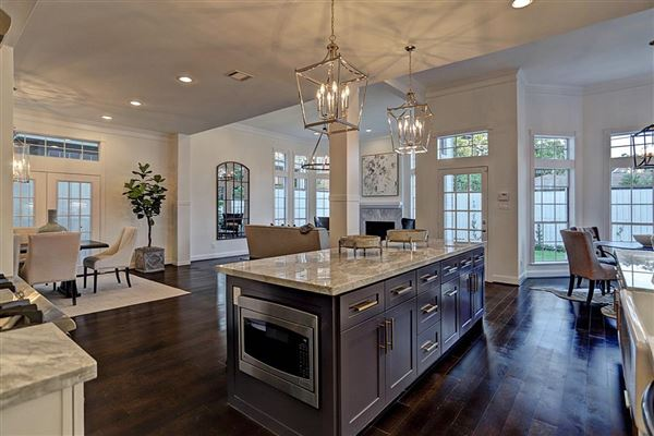remodeled home that rivals new construction mansions