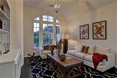 Mansions in remodeled home that rivals new construction
