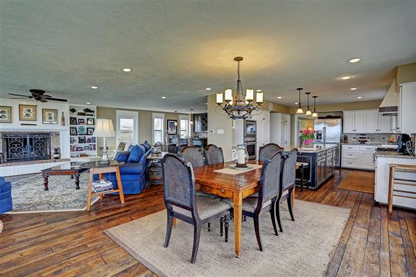 Luxury homes in Luxury waterfront estate