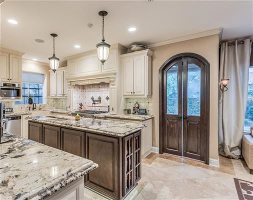 Luxury real estate Custom Residence Located in the Heart of Bellaire