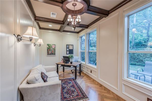 Luxury homes in Custom Residence Located in the Heart of Bellaire