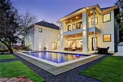 Luxury properties thoughtful modern design