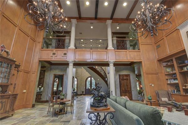 Luxury properties iconic Berger Ranch