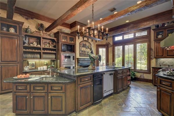 iconic Berger Ranch luxury properties