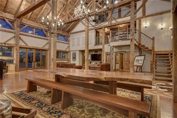 Exceptional Ranch Estate luxury real estate