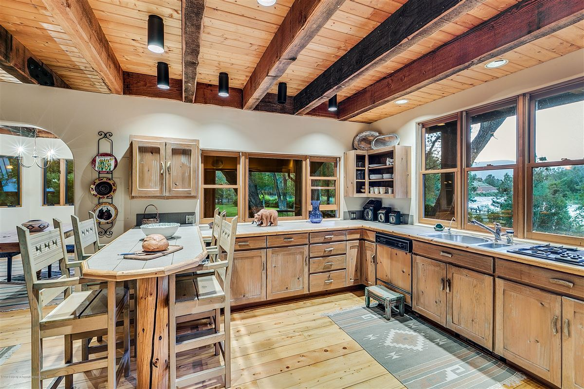 Roaring Fork River Frontage luxury real estate