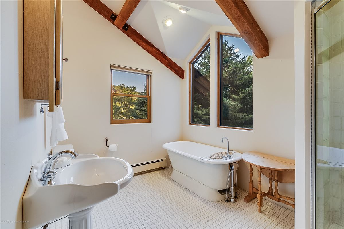 Luxury properties Roaring Fork River Frontage
