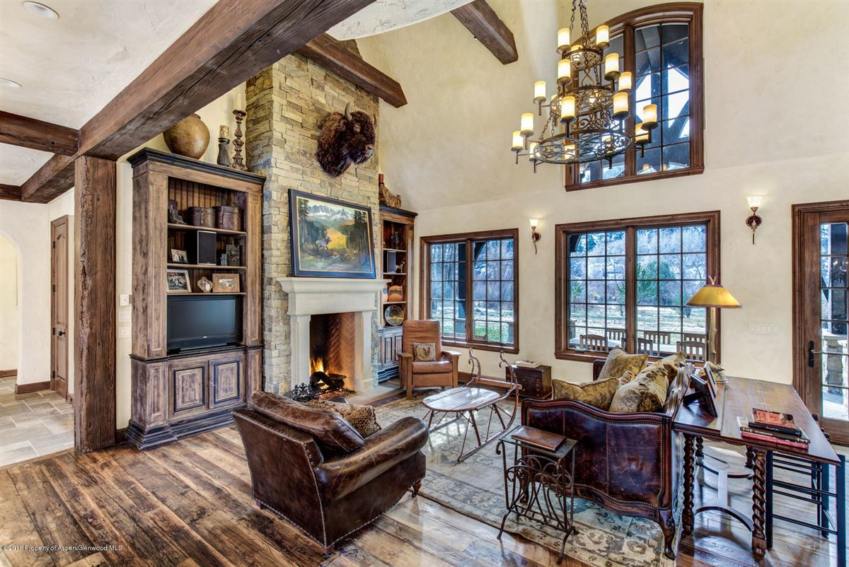 Luxury homes a stunning carbondale property