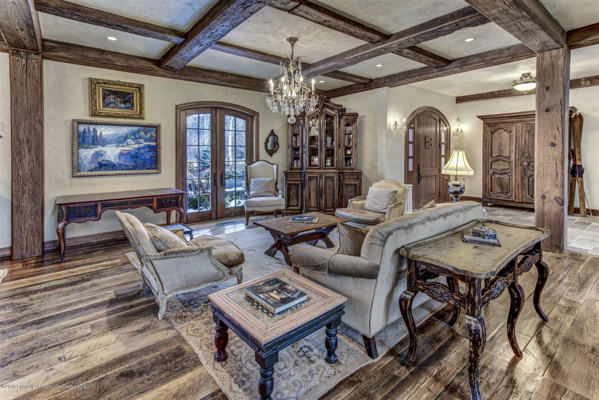 a stunning carbondale property luxury homes
