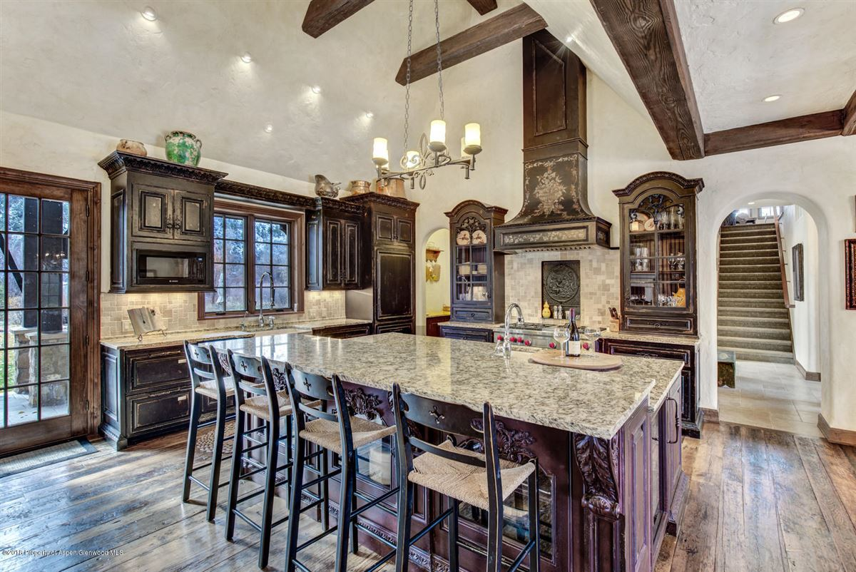 Luxury properties a stunning carbondale property