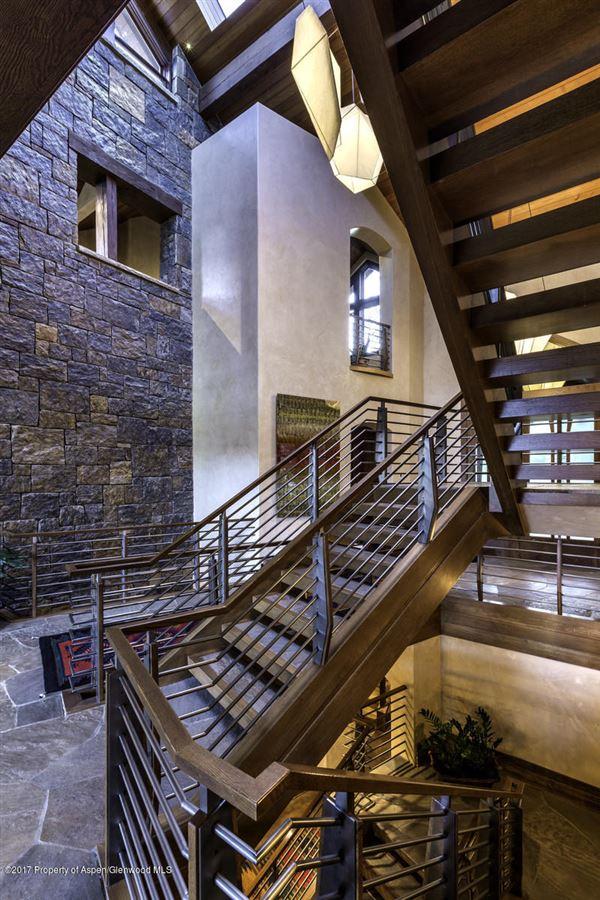Luxury real estate incredible custom-built home