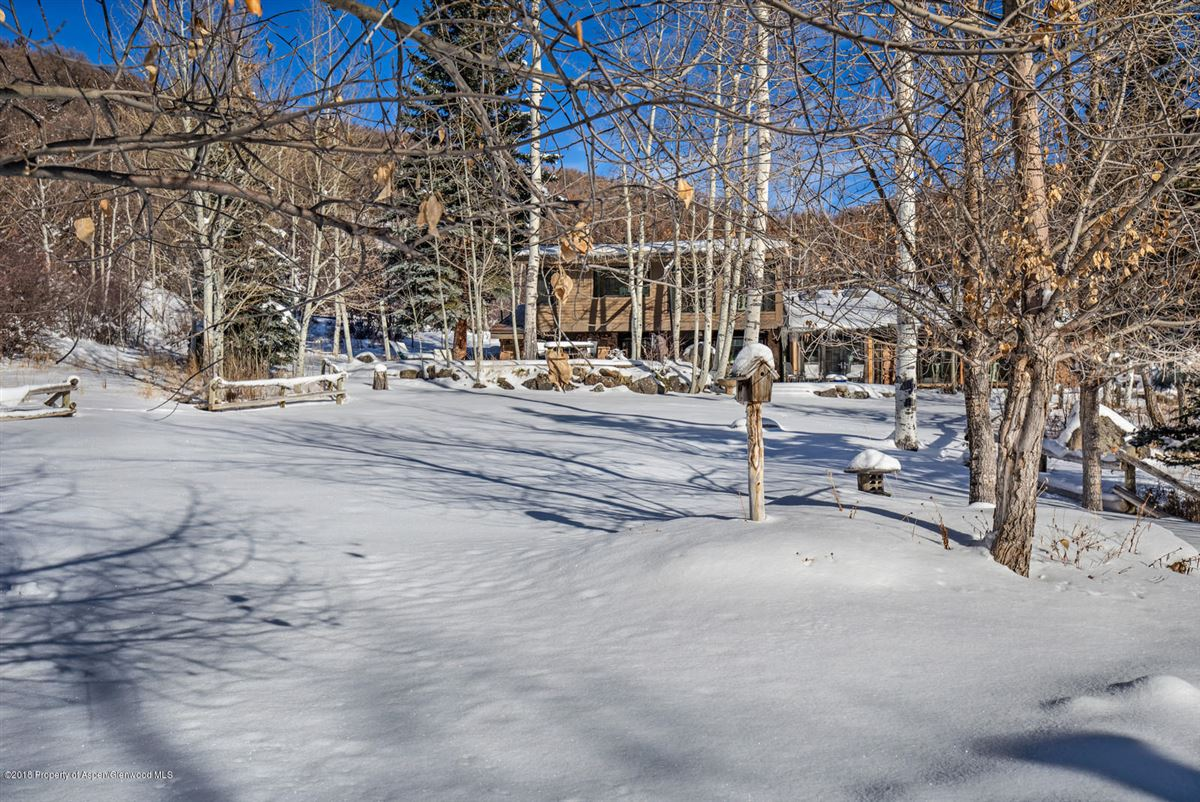 Luxury homes in a lovelly home in GLENWOOD SPRINGS