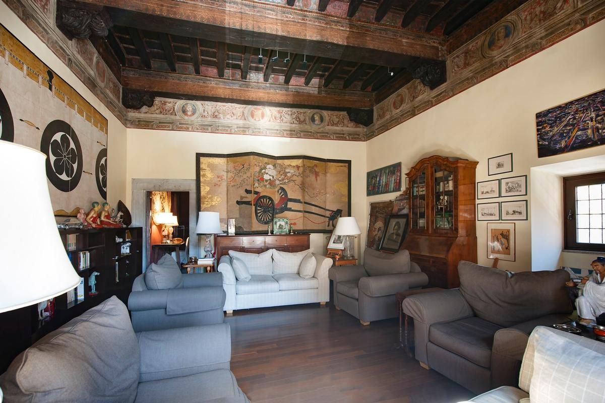 Mansions Prestigious historic Palace in Trastevere - Rome