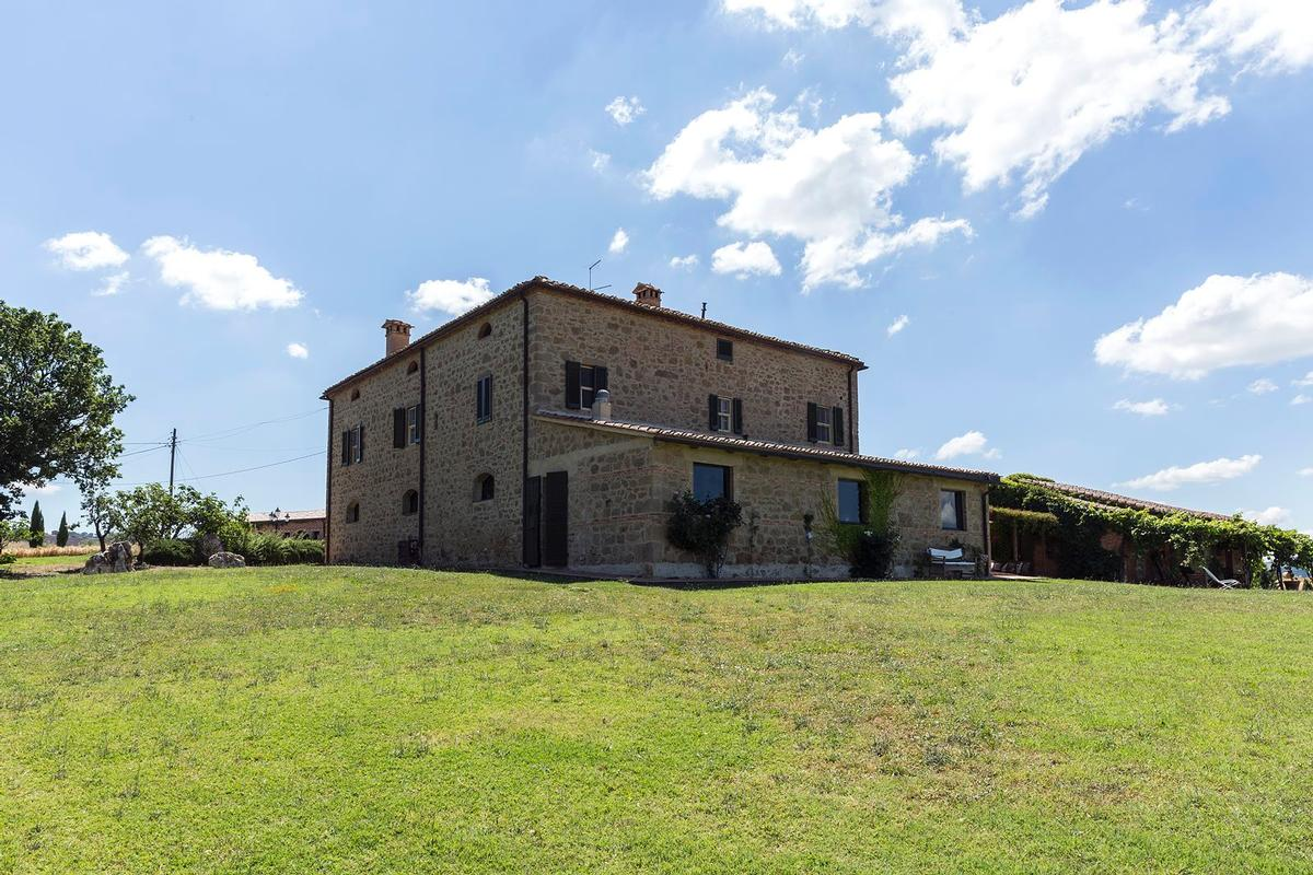 Beautiful farmhouse in Val dOrcia - Tuscany luxury homes