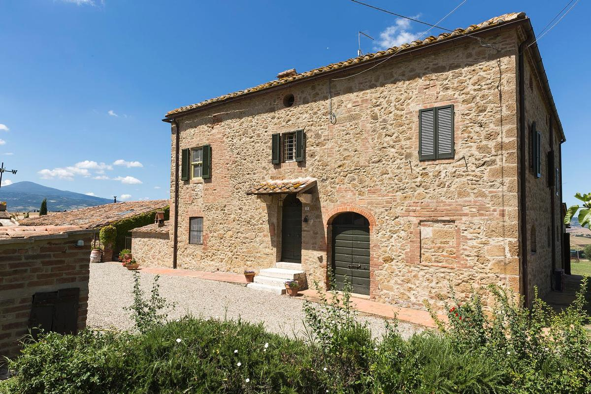 Luxury properties Beautiful farmhouse in Val dOrcia - Tuscany