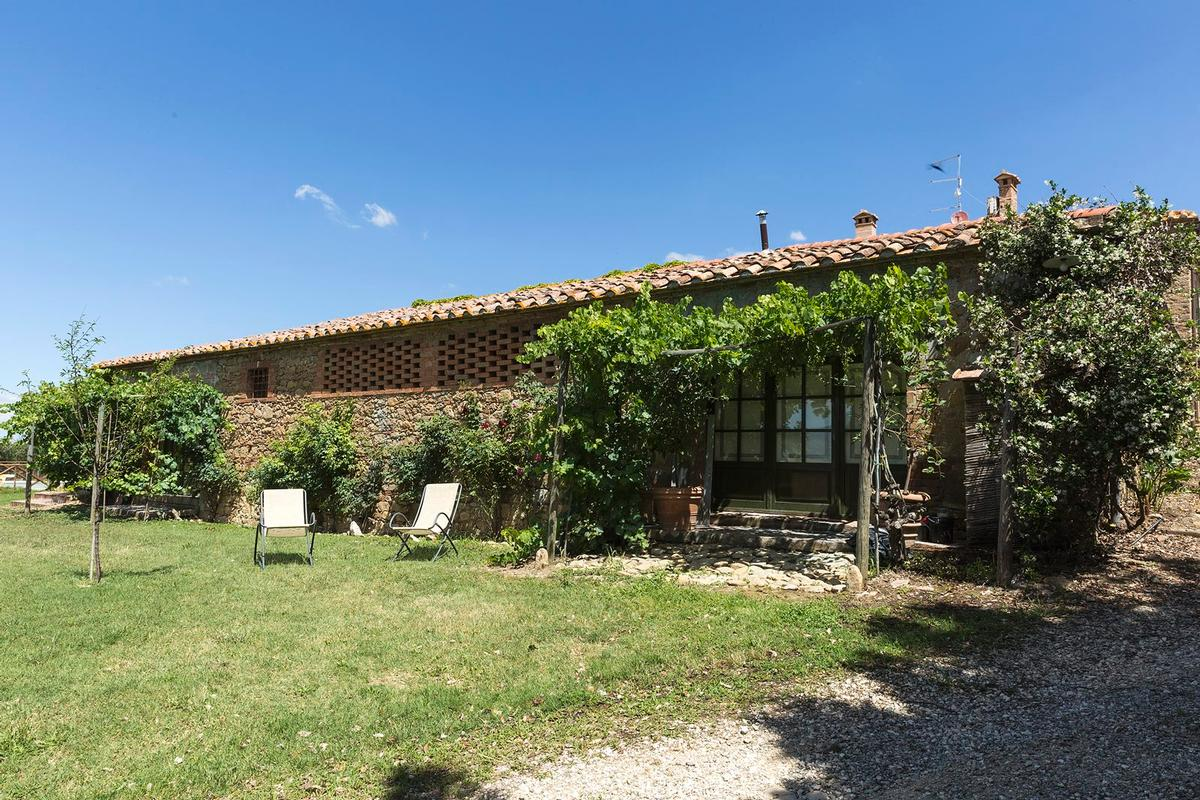 Beautiful farmhouse in Val dOrcia - Tuscany luxury properties