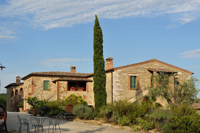 Luxury homes PRESTIGIOUS HAMLET IN ASCIANO - TUSCANY
